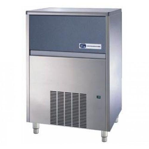 Produttore fabbricatore di ghiaccio cubetti piatti 230 kg