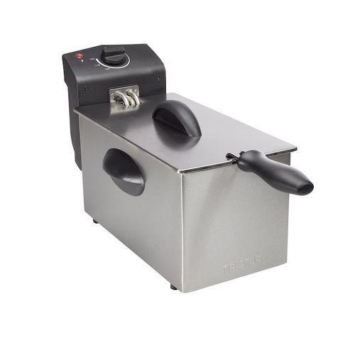 Friggitrice elettrica 1 vasca 3,5lt