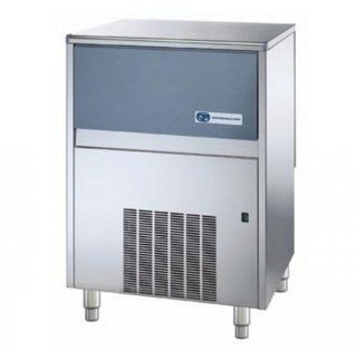 Produttore fabbricatore di ghiaccio cubetti pieni 100 kg