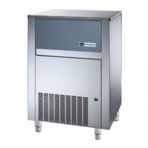 Produttore fabbricatore di ghiaccio cubetti pieni 130 kg