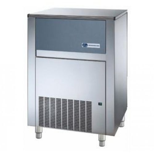 Produttore fabbricatore di ghiaccio cubetti pieni 155 kg