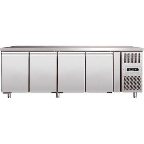 Tavolo refrigerato 4 porte ventilato BT